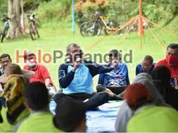 Wako Payakumbuh Terima Kunjungan Warga Paguyuban Jawa 1