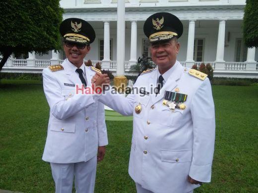 """Jelang """"Pensiun"""" Irwan Prayitno dan Nasrul Abit Sudah Gelar Acara Pamitan 1"""