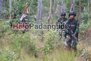 Ratusan Personil Batalyon 131/BS-Payakumbuh Diberangkatkan ke Papua