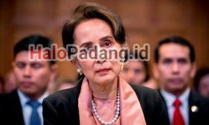 Situasi Memanas, Aung San Suu Kyi dan Tokoh Myanmar Ditangkap
