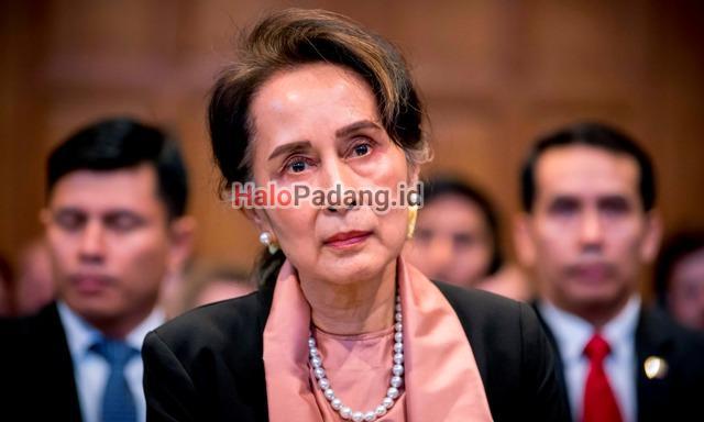 Situasi Memanas, Aung San Suu Kyi dan Tokoh Myanmar Ditangkap 3