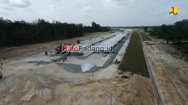Daerah Lain Sibuk Lahan Tol, Dharmasraya Bersiap Jadi Feeder Kedua Tol di Sumbar 1