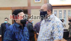 RDP, Andre Rosiade Minta Menteri BUMN Gunakan GeNose di Bandara