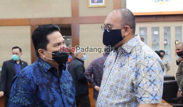RDP, Andre Rosiade Minta Menteri BUMN Gunakan GeNose di Bandara 1