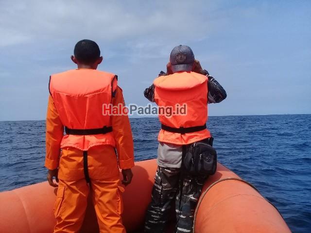 Pelajar SD di Padang Pariaman Hilang Terseret Arus Muara Tiram 1