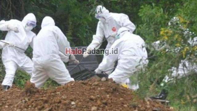 Lagi, Warga Sumatera Barat Meninggal Akibat Covid-19 3
