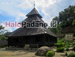 Mengenal Masjid-masjid Tua di Sumatera Barat
