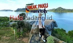 Di Pesisir Selatan Ada Puncak Jokowi, di Pariaman ada Pantai Ma'ruf Amin 1