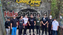 Didampingi Andre Rosiade ke Lubang Japang, Ahmad Muzani Dukung Sumbar Jadi Destinasi Wisata Halal 2