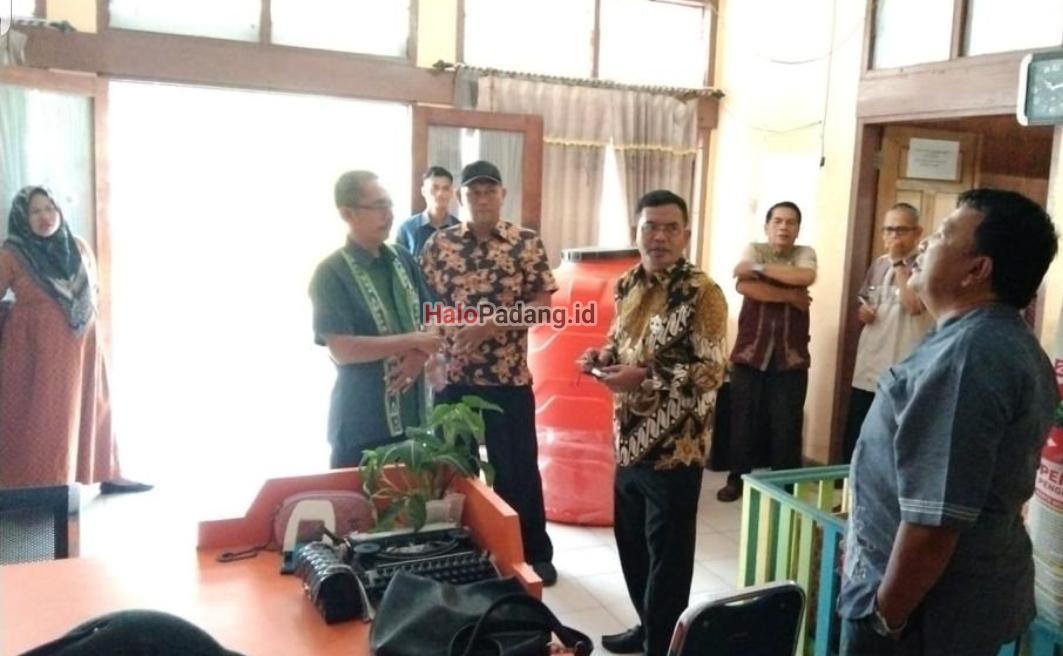 Ketua Komisi I DPRD Sumbar: Kantor Camat Sungai Beremas Terjelek di Sumbar 1
