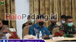 Penderita Covid Meningkat Tajam, Gubernur Rapat Lagi dengan Pimpinan Daerah 1