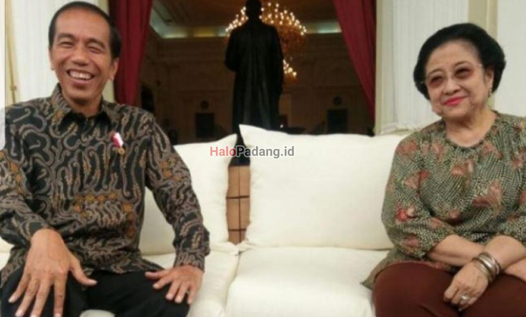 Isu Resuffle Kian Panas, Jokowi Temui Megawati 1