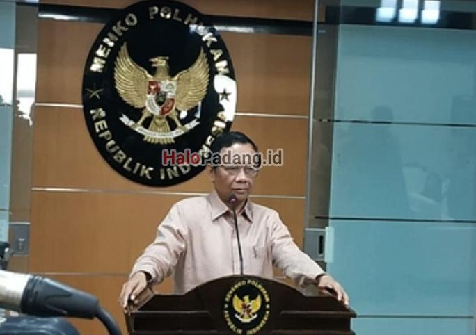 Terorisme Papua Hanya Berkekuatan Segelintir Orang, Mahfud: 92 Persen Pro NKRI 1
