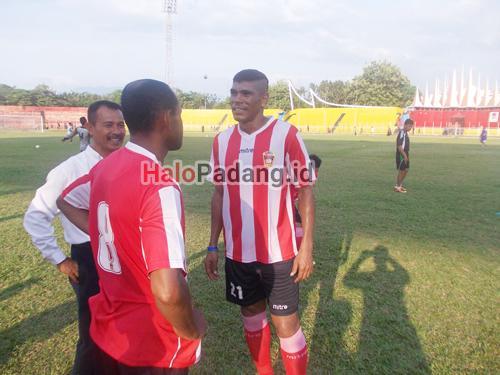 Antonio Claudio, Eks Semen Padang dan PSP yang Kini Jadi Asisten Pelatih Bali United 1