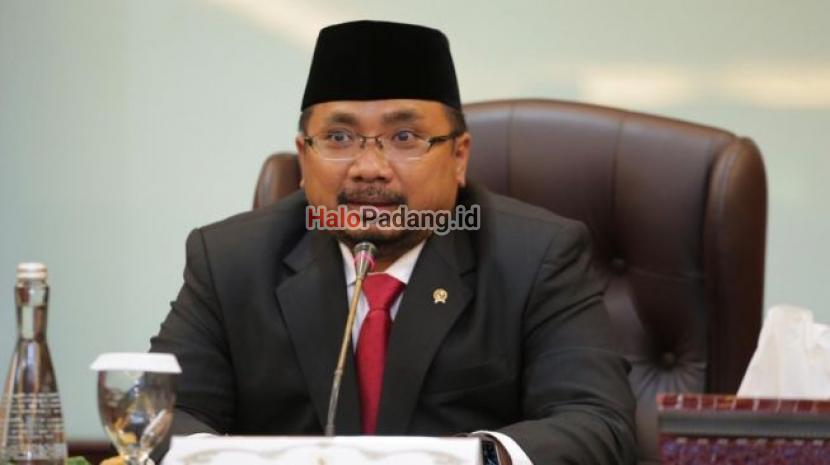 Menteri Agama Umumkan 1 Syawal Jatuh pada Kamis Lusa 1