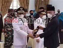 Wali Kota Sudah Dilantik, PAN Bicara Soal Wakil Wali Kota Padang