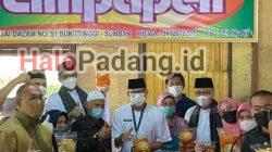 Menteri Sandiaga Minta Andre Rosiade Borong Sanjai Bukittinggi untuk Prabowo dan Dasco 1