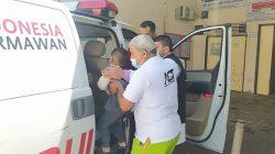 Ini Lengkapnya Foto-foto Ambulans berlogo ACT dan Pemko Padang di Tengah Konflik Palestina-Israel-15