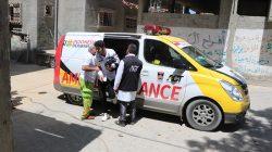 Ini Lengkapnya Foto-foto Ambulans berlogo ACT dan Pemko Padang di Tengah Konflik Palestina-Israel-16