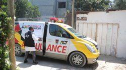 Ini Lengkapnya Foto-foto Ambulans berlogo ACT dan Pemko Padang di Tengah Konflik Palestina-Israel-19