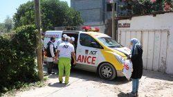 Ini Lengkapnya Foto-foto Ambulans berlogo ACT dan Pemko Padang di Tengah Konflik Palestina-Israel-2