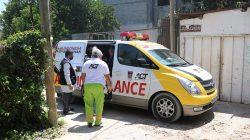 Ini Lengkapnya Foto-foto Ambulans berlogo ACT dan Pemko Padang di Tengah Konflik Palestina-Israel-20