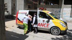 Ini Lengkapnya Foto-foto Ambulans berlogo ACT dan Pemko Padang di Tengah Konflik Palestina-Israel-21