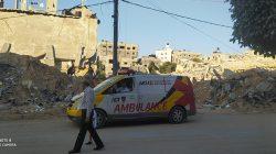 Ini Lengkapnya Foto-foto Ambulans berlogo ACT dan Pemko Padang di Tengah Konflik Palestina-Israel-22