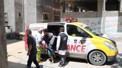 Ini Lengkapnya Foto-foto Ambulans berlogo ACT dan Pemko Padang di Tengah Konflik Palestina-Israel-8