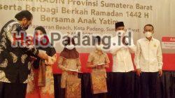 Ikut Bertarung Pimpin Kadin Indonesia, Rang Sumando Pariaman ini Minta Dukungan di Padang 4