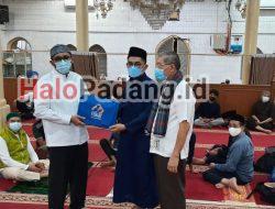 I'tikaf Makin Menggema di Padang, Hendri Septa Resmi Buka Kegiatan di Masjid Jihad Perak