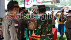 Pos Sekat Sumbar-Jambi di Pessel Dikunjung Tim Gabungan Provinsi 3