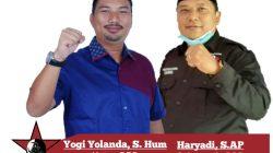 Yogi Yolanda-Haryadi Pimpin DPD Persatuan Alumni GMNI Sumbar 3
