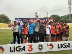 Bersiap Hadapi Liga3, PSP Padang Terima Tantangan Pendatang Baru asal Riau