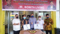 Ekspansi, Wagub Sumbar Resmikan Bisnis Bonita Living 5