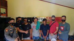 Satres Narkoba Polres Pessel Tangani Penyidikan Kasus Pesta Ganja di Surantih 5