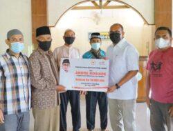 "Andre Rosiade Bantu Pembangunan Masjid Al Jadid ""Gerbang Unand"""