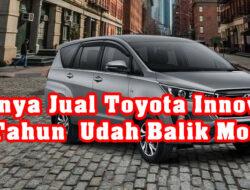 Hanya Modal Jual Toyota Innova Bisa Punya SPBU Mini, 3 Tahun Balik Modal, Mau? Simak disini