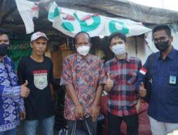 Pria yang Tidur di Trotoar Jakarta Diantarkan Andre Rosiade ke Padang