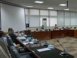 DPRD Bahas Pergantian Direksi PT Jamkrida Sumbar