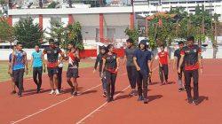 Atletik Sumbar Pede Sumbang Dua Medali Emas di PON Papua