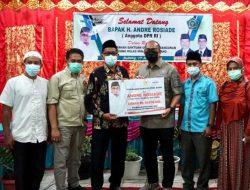 Andre Rosiade Bantu Pembangunan MIN 7 Padang