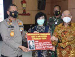 Viral… Pengusaha Aceh Bantu Penanganan Covid-19 di Sumsel Hingga Rp2 Triliun