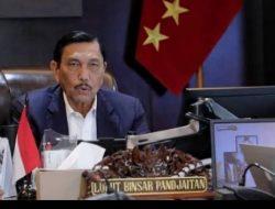 Menteri Luhut Jelaskan Soal Penerapan PPKM Darurat di Jawa dan Bali