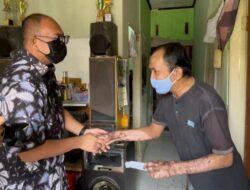 Andre Rosiade Bantu Usaha Perantau Minang yang Terkena Luka Bakar di Jabar