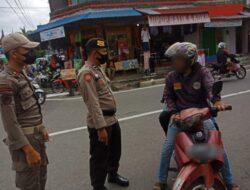 Padang Panjang Gencar Operasi Yustisi Prokes, 235 Orang Dijaring