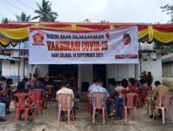Sukses di Padang, Gerindra Gelar 13 Titik Vaksinisasi di Sijunjung
