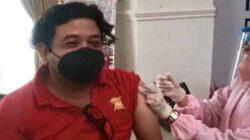 Andre Rosiade: Vaksinasi COVID-19 Gerindra Sumbar Tuntas, Berlanjut di Kabupaten dan Kota