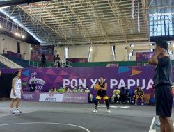 Tim Basket Putri 3 x 3 Sumbar Nyaris Torehkan Sejarah di Ajang PON