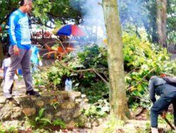 Wali Kota Ajak Jajarannya bersama Warga dan Pedagang Goro Bersihkan Kawasan Wisata
